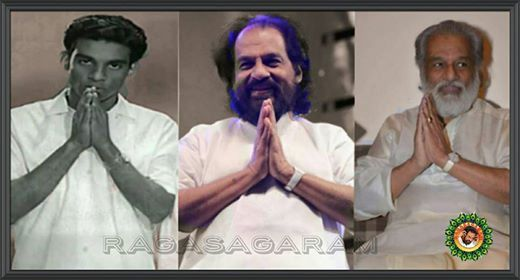 Photo #1 - India - Arts-Literature - kj_yesudas_at_55