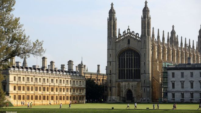 Photo #1 - U.K. - Education - 20520209cambridge